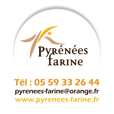 Pyrénées farine