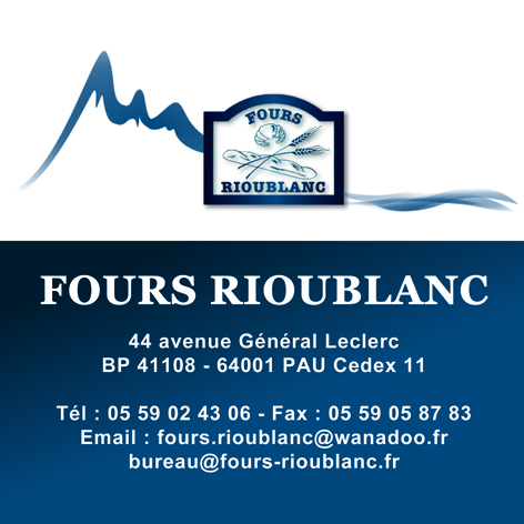 Fours Rioublanc